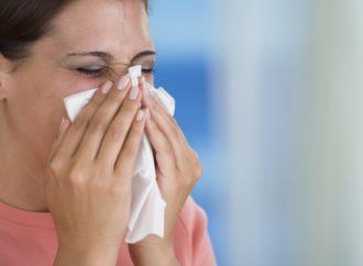 Tuo marito ha l'influenza? ecco alcuni consigli per non contagiarti!