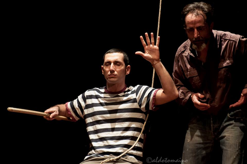 Lo spettacolo Patres in scena il 28 gennaio al Filodrammatici