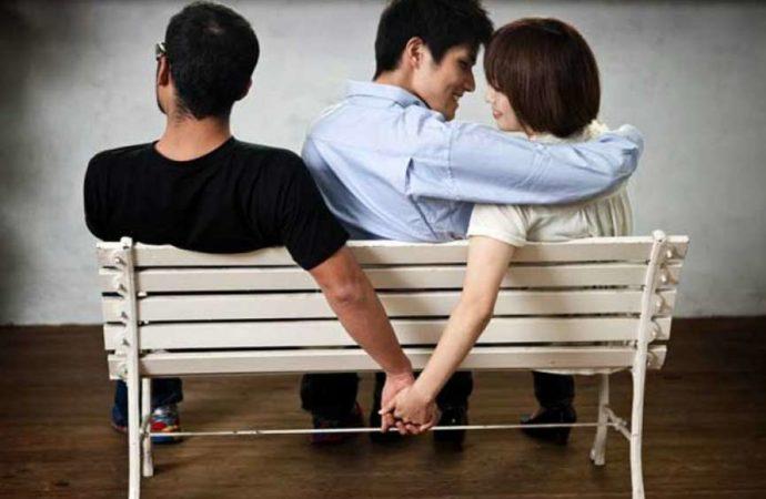 Le donne non si fanno belle per il marito, ma per l'amante.