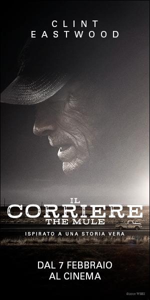 In Sala Biografilm Clint Eastwood interprete e regista del film IL CORRIERE – THE MULE
