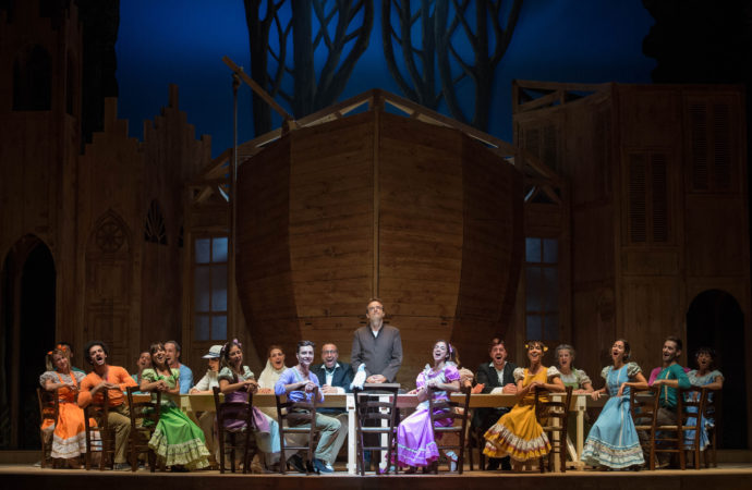 Al Teatro Della Luna un classico dei musical: Aggiungi un Posto a Tavola