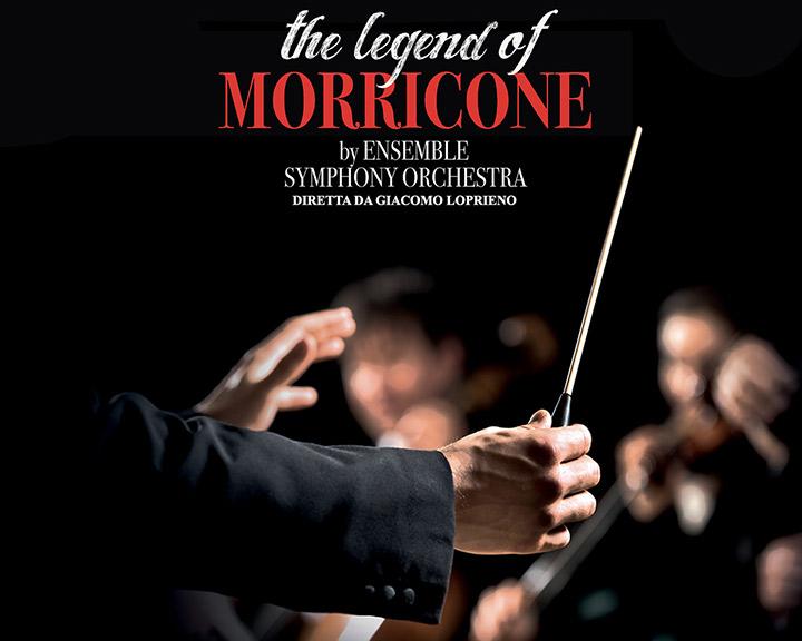 Al Teatro Dal Verme il concerto teatrale The Legend of Morricone