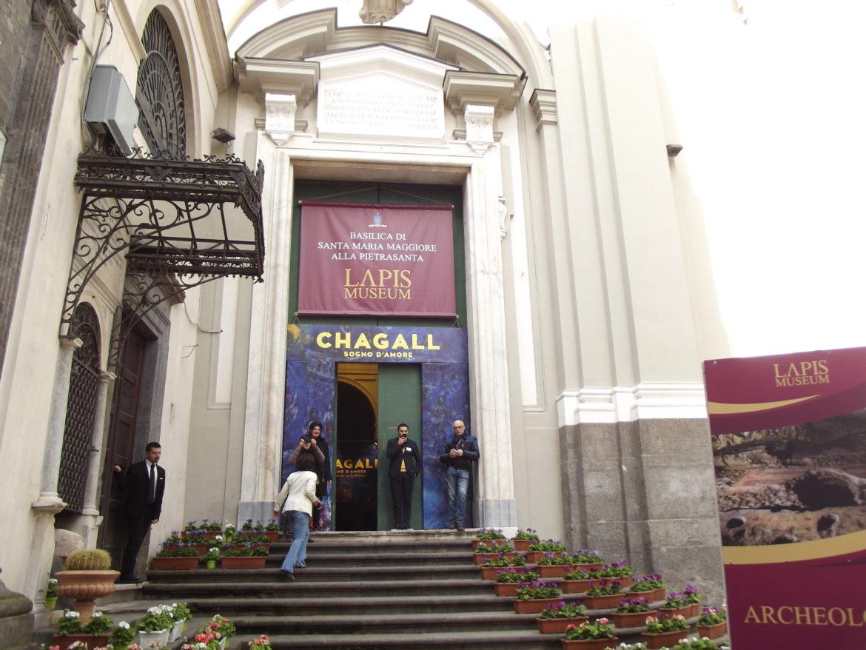 Il Sogno d'Amore di Marc Chagall