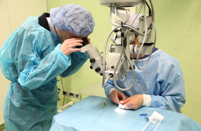 Blue Eye Milano: come risolvere chirurgicamente il problema della cataratta con il laser