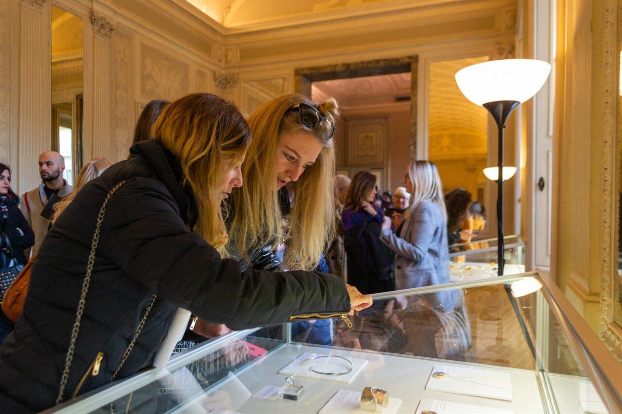 Artistar Jewels 2019 premia a Milano i migliori creatori di gioielli