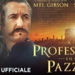 Il professore e il pazzo, un film drammatico una storia inedita e due grandi attori