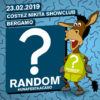 Costez, 23/2 Random, una festa a caso al #Costez – Telgate (BG) e due party easy all'Hotel Costez – Cazzago (BS)