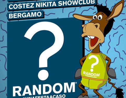 Costez, 23/2 Random, una festa a caso al #Costez – Telgate (BG) e due party easy all'Hotel Costez – Cazzago (BS)