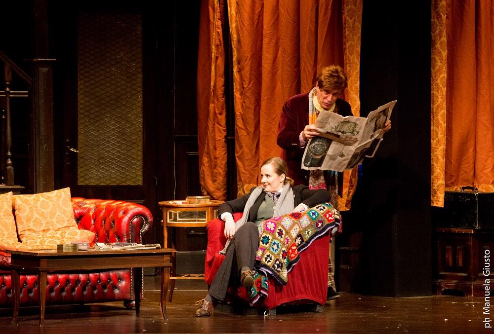 Al Teatro San Babila la suspense senza tempo di Trappola per topi, capolavoro di Agatha Christie