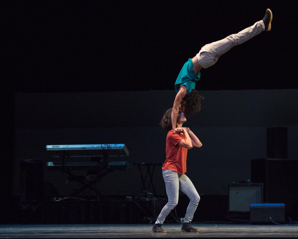 Al Teatro Gerolamo di Milano torna il Circo Contemporaneo con un Dittico