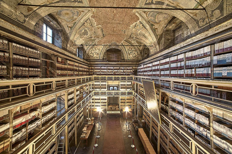Visite speciali all'Archivio storico della Cà Granda, tra opere liriche e Cena al Museo