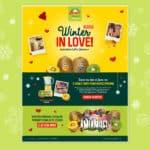 Zespri lancia il nuovo concorso Winter in Love