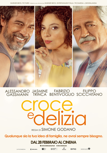 In Sala Biografilm anteprima di Croce e Delizia, il nuovo film diSimone Godano