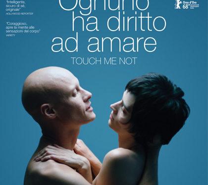In Sala Biografilm il toccante film OGNUNO HA DIRITTO AD AMARE – TOUCH ME NOT