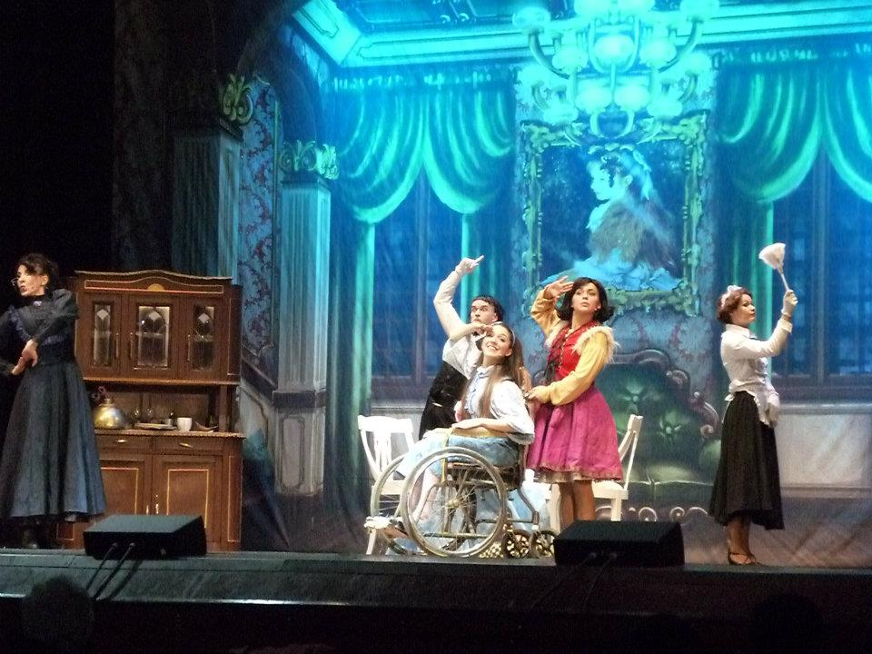 Al Teatro Manzoni il mondo da favola di Heidi