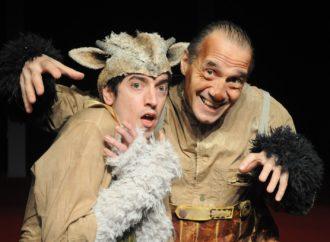 Al Teatro Manzoni la casa delle Storie presenta in doppia replica IL LUPO E I SETTE CAPRETTI