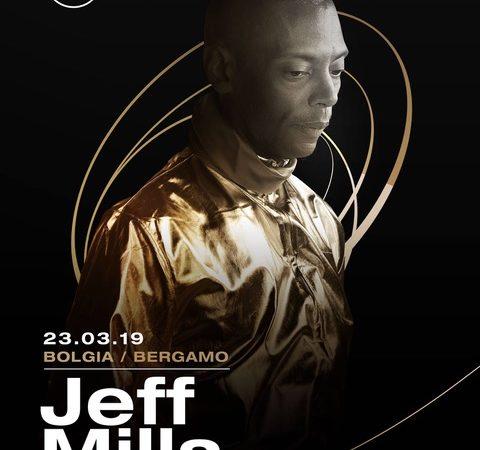 23/3 Jeff Mills @ Bolgia – Bergamo