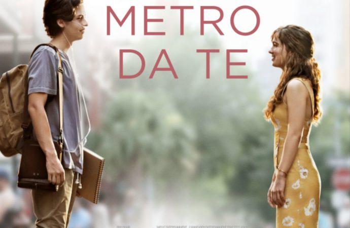 A un metro da te, un film drammatico sulla forza dell'amore