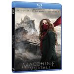 Il fantasy Macchine mortaliarriva nei formati Dvd, Blu-ray, 4K Ultra HD e Digital HD dal 27 marzo 2019