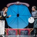 A marzo al Teatro Elfo Puccini tre spettacoli dellaCompagnia Carullo Minasi