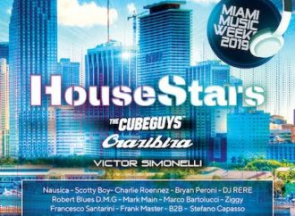House Star Miami by Monika Kiss: il 28/3 fa scatenare la Miami Music Week al Barsecco con The Cube Guys, Crazibiza, Victor Simonelli