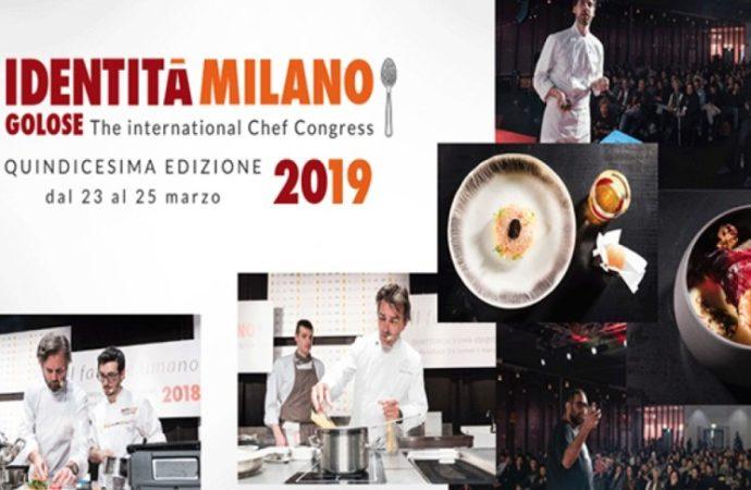 La nuova edizione di Identità Golose Milano 2019