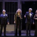 Al Teatro Carcano un divertente Quartet, con grandi interpreti
