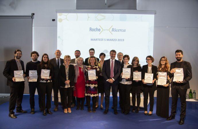 Roche per la Ricerca: i vincitori dell'edizione 2018