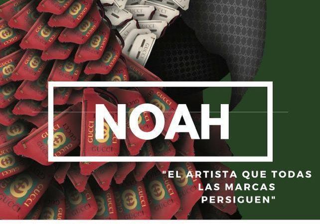 La musica di Samuele Sartini sonorizza Noah, la mostra d'arte a Madrid
