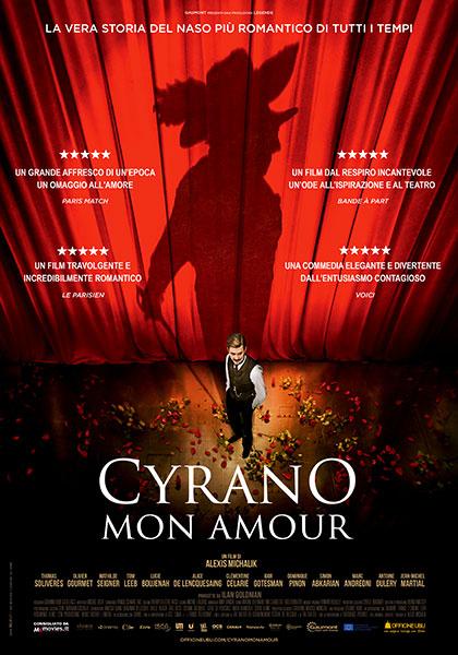 CYRANO MON AMOUR, una divertente ed originale commedia al cinema dal 18 aprile