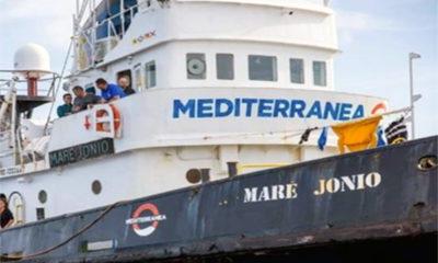 """Nave """"Mare Jonio"""": costi-benefici?"""