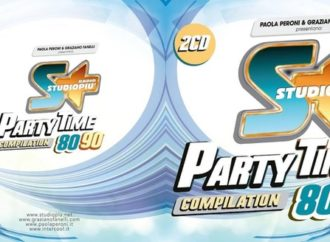 """Radio Studiopiù Party Time 80 – 90"", la compilation: parla Paola Peroni"
