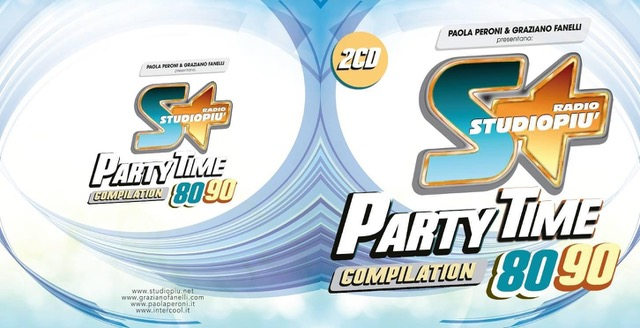 """Radio Studiopiù Party Time 80 – 90"", la compilation: parla Paola Peroni"