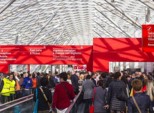 Salone del Mobile.Milano 2019: grande affluenza e business in crescita