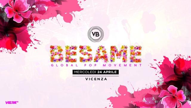 24/04 Besame @ Villa Bonin