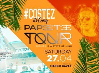 27/04 Papeete Tour al Nikita #Costez – Telgate (BG)