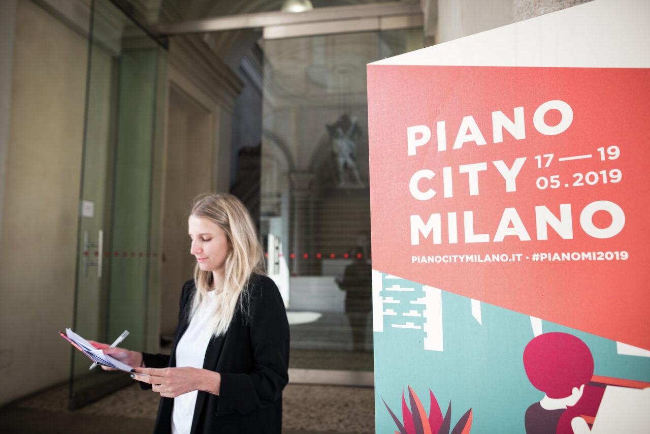 Piano City Milano 2019 il 17-19 maggio inonderà di musica la città