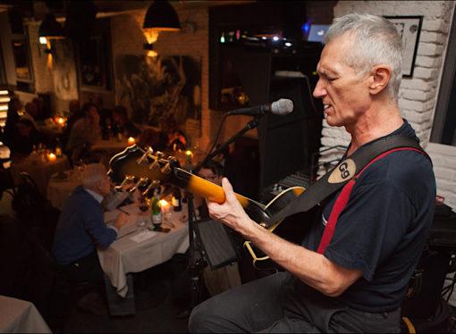 """""""Live Jazz is Back"""" al Jazz Cafè Milano"""