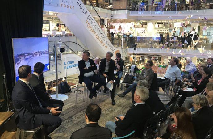 """Progetto """"Panorama TV"""" propone su La7 e La7d suggestive immagini live delle più rinomate località sciistiche"""