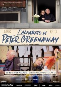 L'ALFABETO DI PETER GREENAWAY, per conoscere la vita e i sentimenti del famoso filmmaker