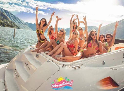 Lido di Bellagio / LIBE Beach Club Opening Party il 24/4