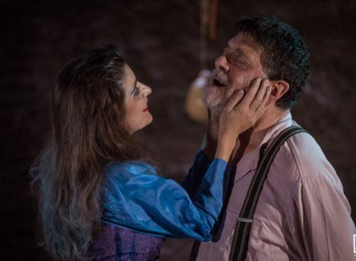 La notte di Pinocchio al  Teatro Delfino dall' 11 al 14 aprile