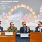 Il parmigiano reggiano registra fatturato record ed export in crescita