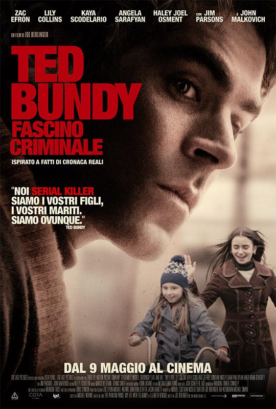 Nel film Ted Bundy, Zac Efron è il fascinoso simbolo del male