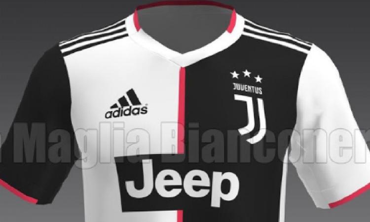 La nuova maglia della Juventus emblema del pensiero unico globalista