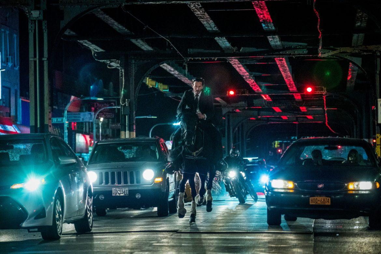 John Wick 3, film adrenalinico interpretato da Keanu Reeves