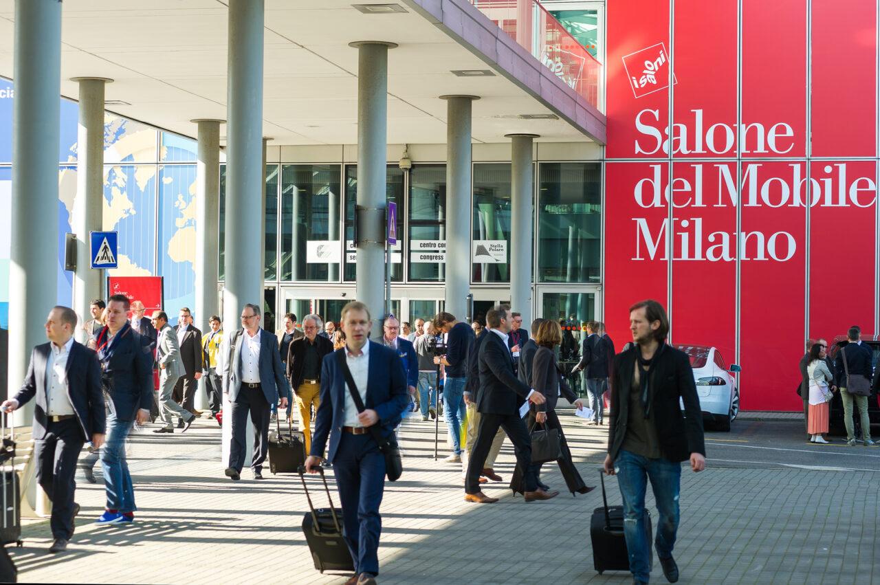 Al via la 58a edizione del Salone del Mobile.Milano