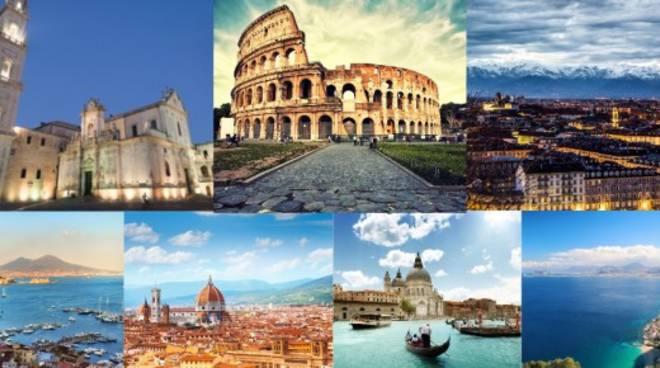 Per PaesiOnLine gli italiani apprezzano sempre più il turismo culturale