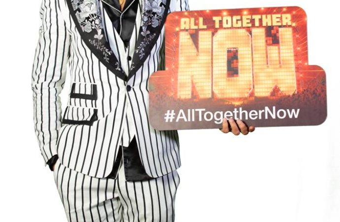 "Ben Dj in tv: tra i 100 giurati di ""All Together Now"" (Canale 5) dal 16/5"