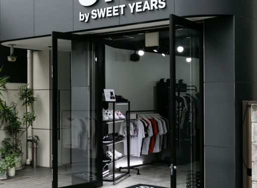 Il nuovo monomarca SY32 by Sweet Years  apre in Giappone